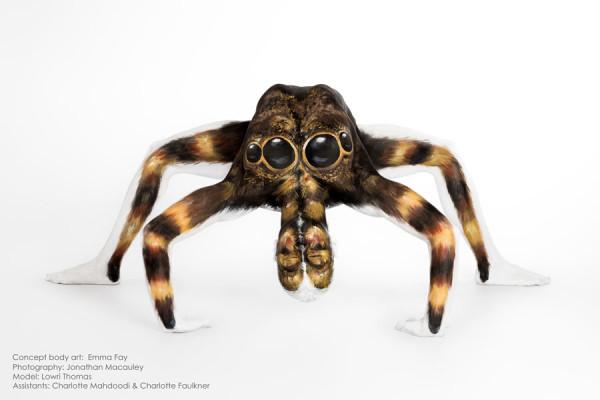 Emma Fay - spider