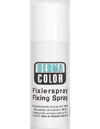 Dermacolor fixing spray