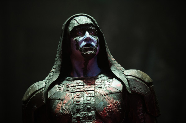 Marvel's Guardians Of The Galaxy Ronan the Accuser (Lee Pace) Ph: Jay Maidment ©Marvel 2014