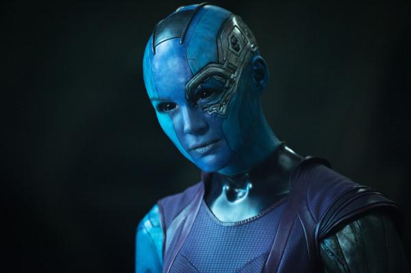 Marvel's Guardians Of The Galaxy Nebula (Karen Gillan) Ph: Jay Maidment ©Marvel 2014