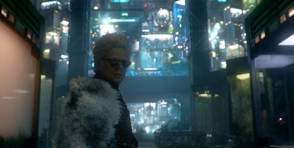 Marvel's Guardians Of The Galaxy The Collector/Tanaleer Tivan (Benicio Del Toro) Ph: Film Frame ©Marvel 2014