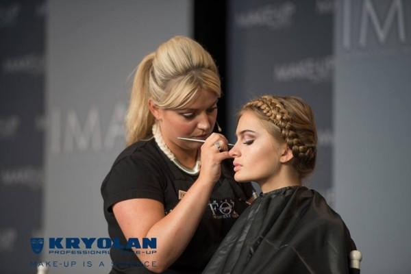 Gemma Horner for Kryolan