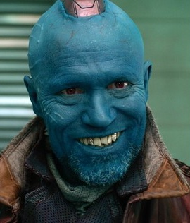Michael Rooker as Yondu in Guardians of the Galaxy