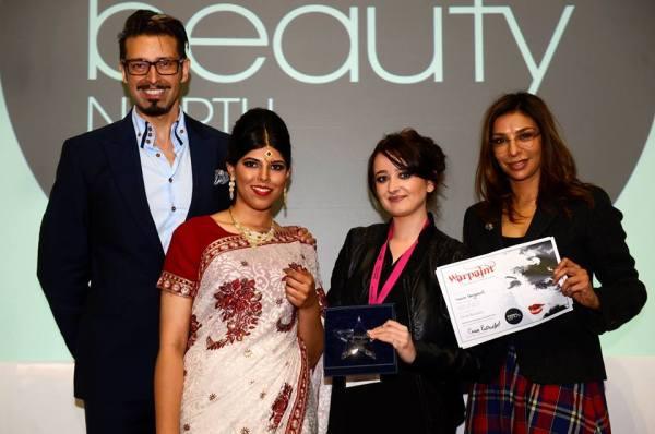Real Beauty Winner Laura Sergeant