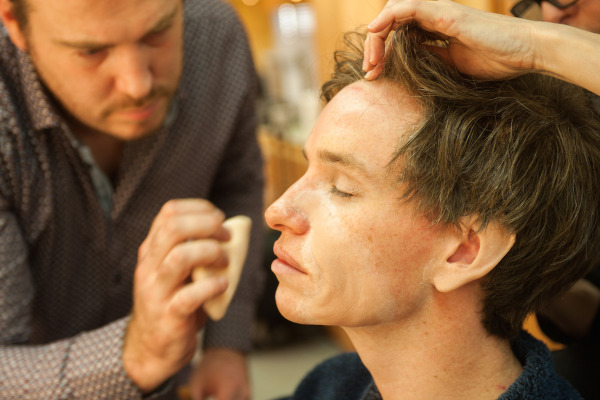 Source - http://www.hitfix.com/in-contention/eddie-redmayne-transforms-into-stephen-hawking-in-theory-of-everything-behind-the-scenes-makeup-pics