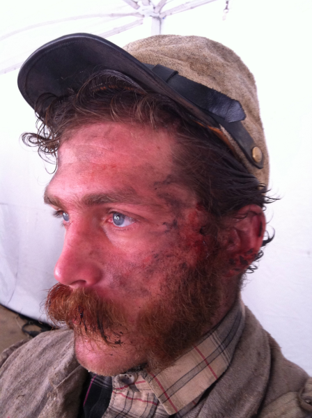 Civil War Battle make Up from Spielberg's Lincoln