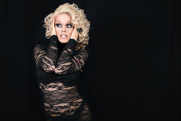 Morgan McMichaels, photographed by William Dick - dr.a.g