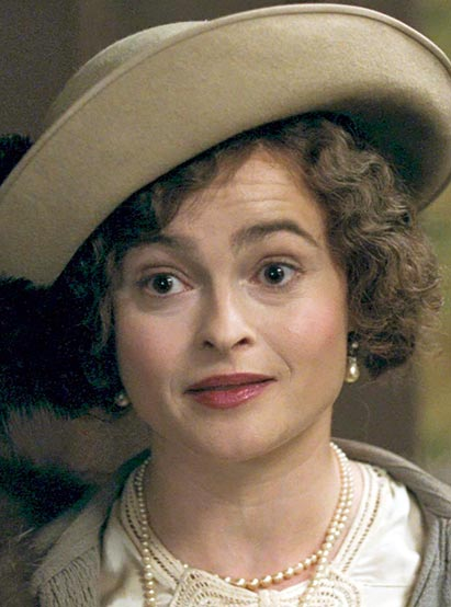 Helena Bonham Carter as Queen Mother in The Kings Speech