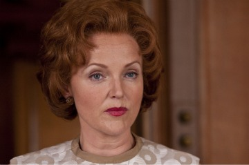 Miranda Richardson as Barbara Castle in Made in Dagenham