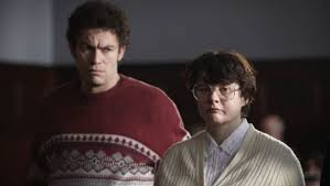 Dominic West and Monica Doulan as Fred and Rose West