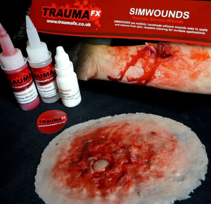 TraumaFX burn