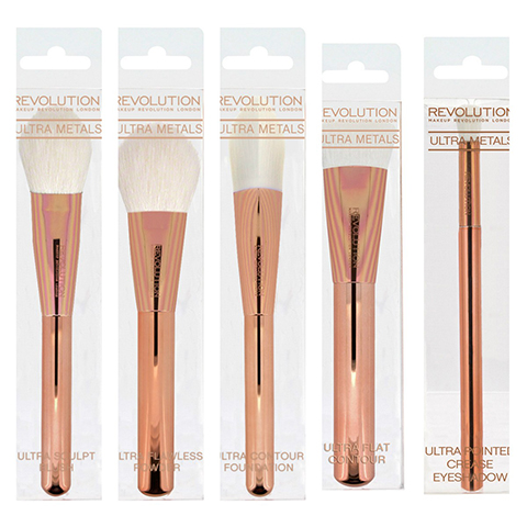 Makeup Revolution Ultra Metals Collection