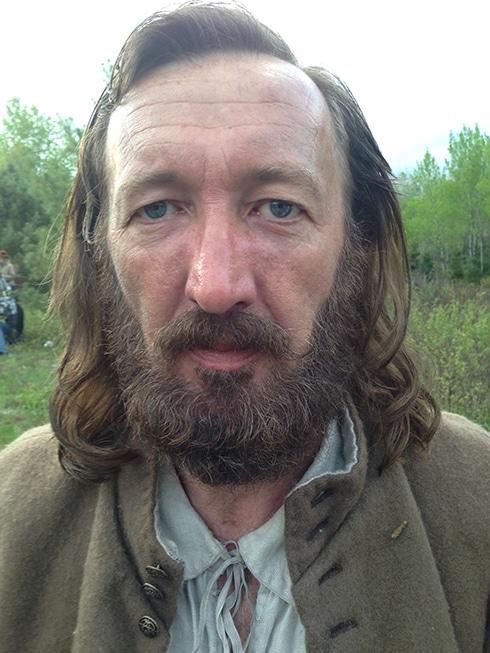Ralph Ineson's William groomed