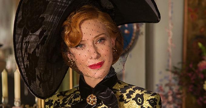 Cate Blanchett in Cinderella - Image Source