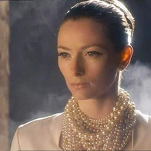 Tilda Swinton in Edward II