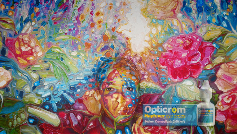 C Roper Opticrom 6