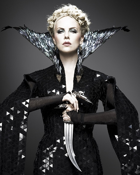 """CHARLIZE THERON is the Queen in Universal Pictures' """"Snow White and the Huntsman""""."""