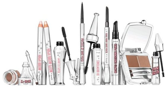 benefit brow collection set