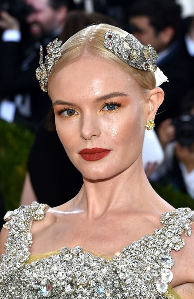 Mandatory Credit: Photo by Andrew H. Walker/REX/Shutterstock (5669035vu) Kate Bosworth The Metropolitan Museum of Art's COSTUME INSTITUTE Benefit Celebrating the Opening of Manus x Machina: Fashion in an Age of Technology, Arrivals, The Metropolitan Museum of Art, NYC, New York, America - 02 May 2016