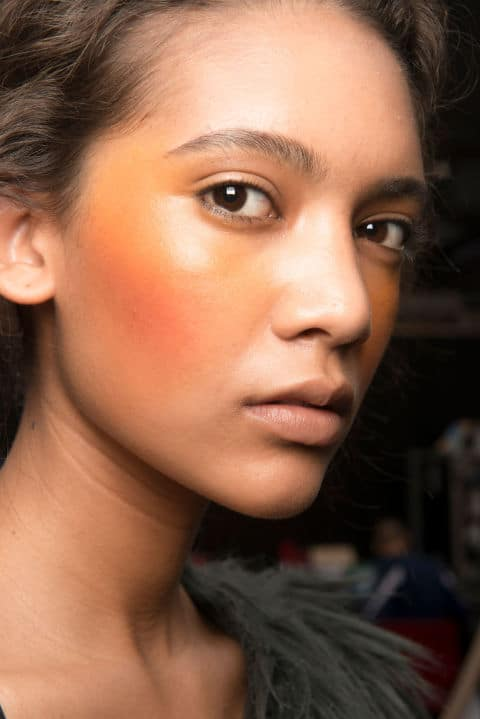 Fashion East SS17 - Make-up by