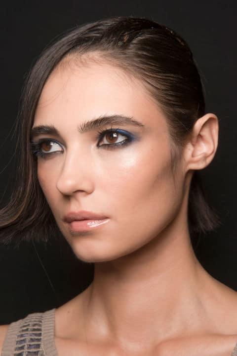 Giorgio Armani SS17 - Make-up by Linda Cantello