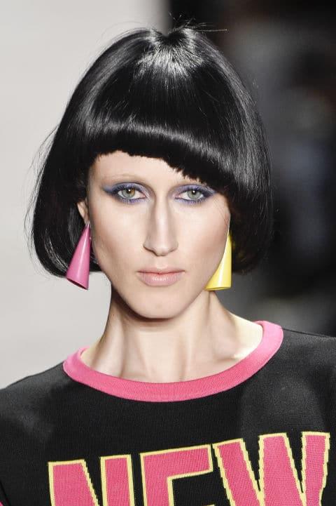 Jeremy Scott SS17 - Make-up by Kabuki