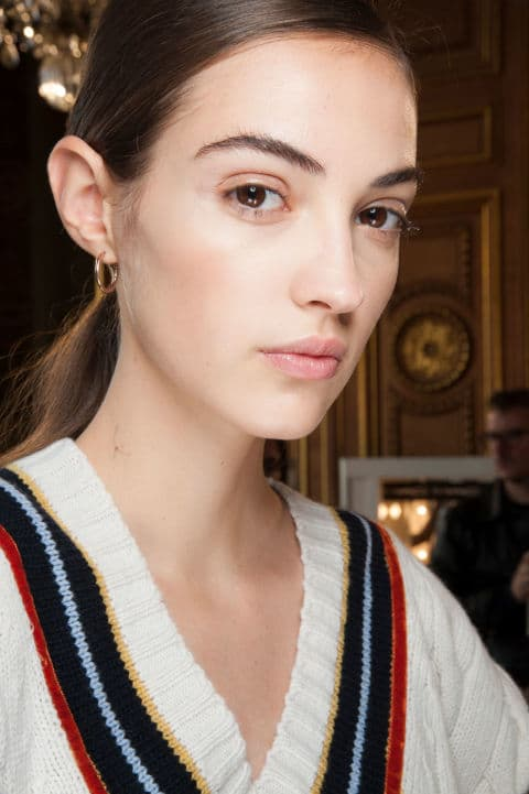 Lanvin SS17 - Make-up by
