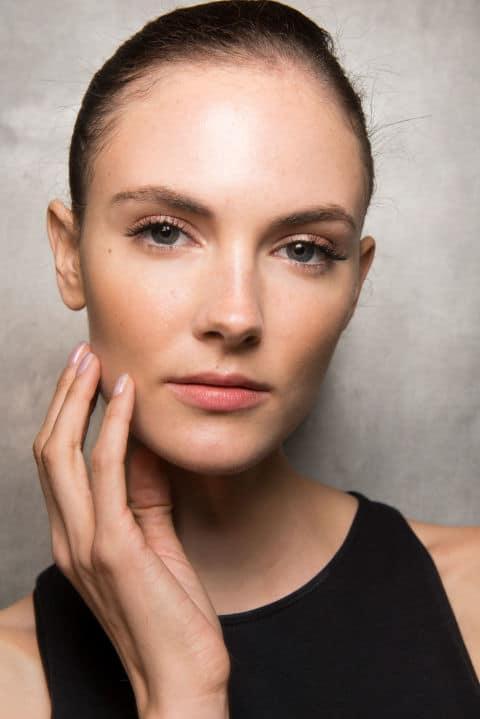 Pamella Roland SS17 - Make-up by