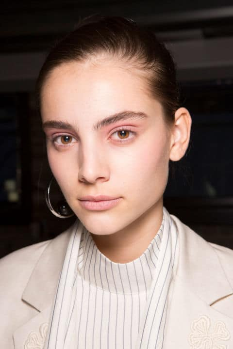 Paul Smith SS17 - Make-up by