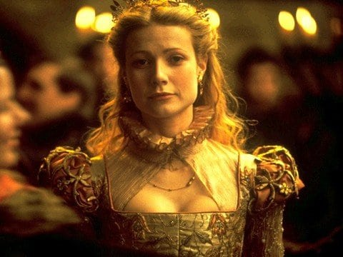 Gwenyth Paltrow in Shakespeare in Love