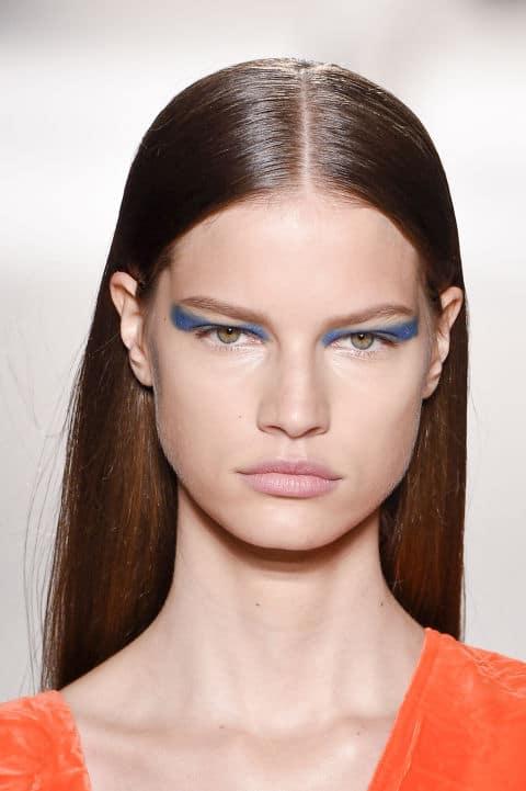Victoria Beckham SS17 - Make-up by Pat McGrath