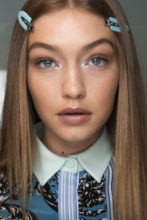 Versace SS17 - Make-up by Pat McGrath