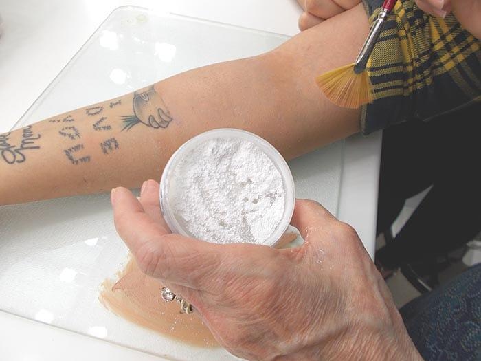 Graftobian Tattoo 3