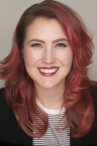 Tiffany Kissler, Director of Style and Make-up Artistry, Vincent Longo Cosmetics