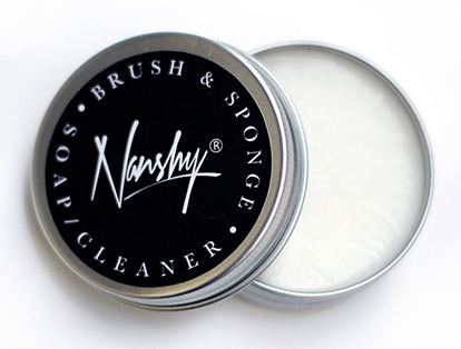 Nanshy brush cleaner