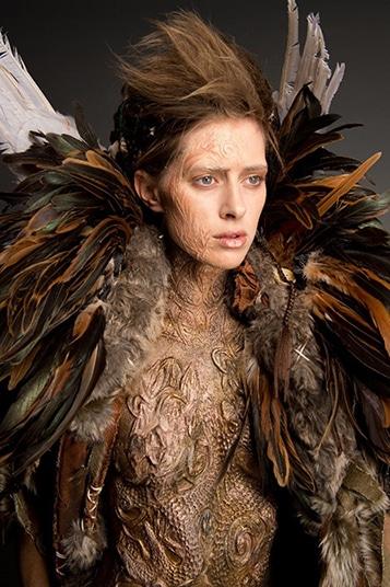 Makeup Artist – Danny Marie Elias, Photographer – Graham Cann