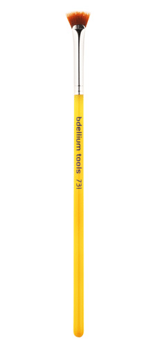 Bdellium 731S Mascara Fan Brush