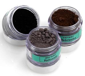 Make-up Int dirt