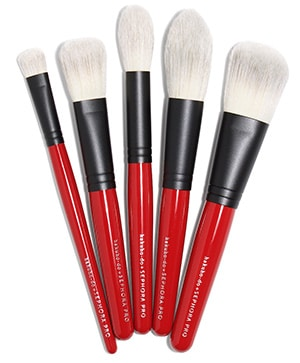 Sephora x Hakuhodo Brushes