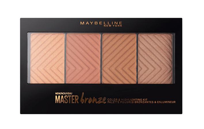 Maybelline bronze palette