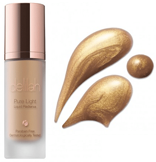Delilah Pure Light Liquid Radiance in Halo