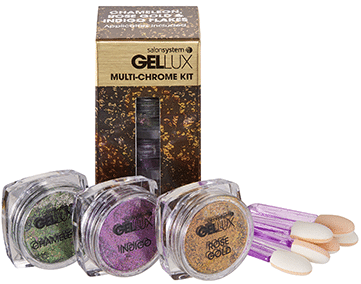 Gellux Multi Chrome Kit