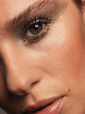 Gold eyes - Denise