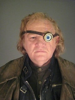 Madeye Moody applied for Nick Dudman for Harry Potter and the Deathly Hallows: Part 2