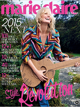 Marie Claire Italy Jan 2015