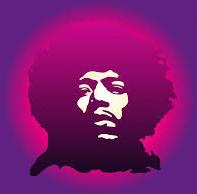 hendrix purple
