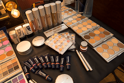 Kryolan Makeup table 3