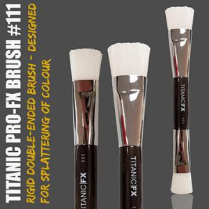 Titanic 111 brush