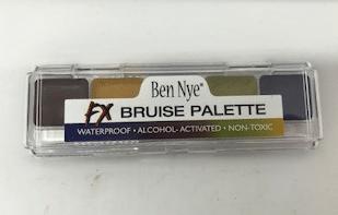 Ben Nye FX Bruise Palette