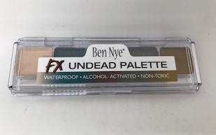 Ben Nye FX Undead Palette